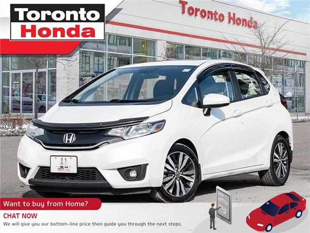 2016 Honda Fit EX (Stk: H40954A) in Toronto - Image 1 of 27