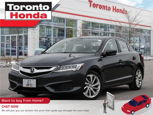2016 Acura ILX ILX (Stk: H40886A) in Toronto - Image 1 of 27