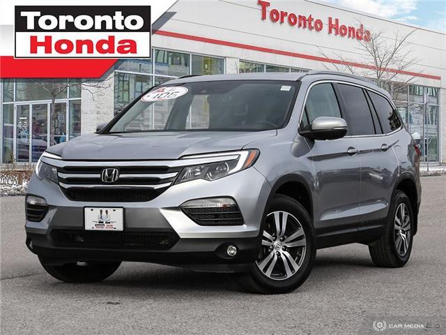 2017 Honda Pilot EX-L (Stk: H41022T) in Toronto - Image 1 of 27