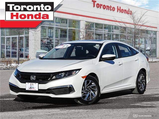 2020 Honda Civic Sedan 7 Years/160,000KM Honda Certified Warranty (Stk: H41050P) in Toronto - Image 1 of 28