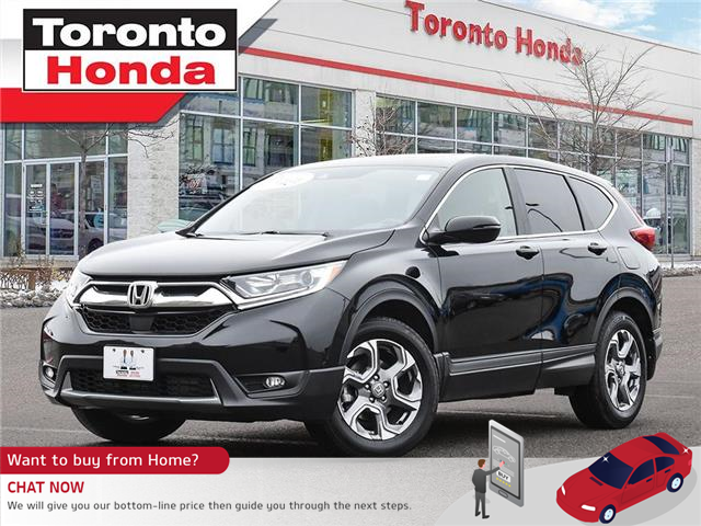 2019 Honda CR-V EX (Stk: H41036T) in Toronto - Image 1 of 27