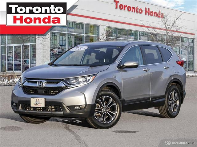 2019 Honda CR-V EX-L (Stk: H40946T) in Toronto - Image 1 of 27