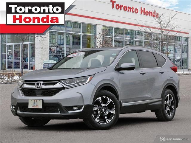 2019 Honda CR-V TOURING (Stk: H41017A) in Toronto - Image 1 of 27