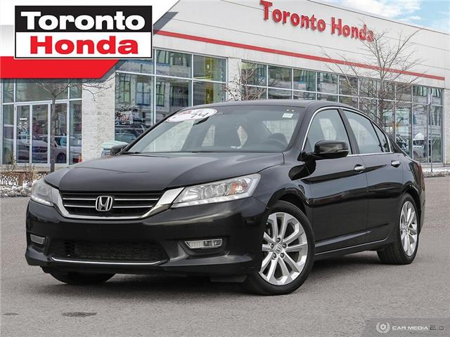 2013 Honda Accord Sedan Touring (Stk: H41010A) in Toronto - Image 1 of 27