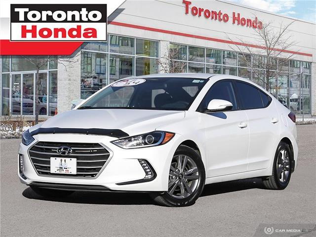2018 Hyundai Elantra GL (Stk: H40970T) in Toronto - Image 1 of 27