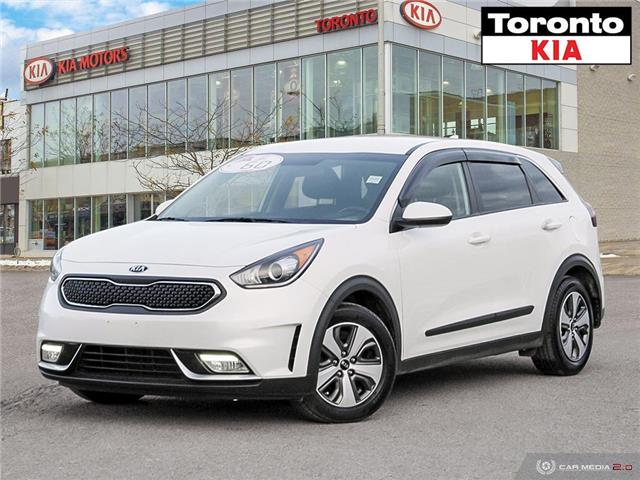 2018 Kia Niro Hybrid|Gas Saver|Heated Seats|Rear Camera (Stk: K32238T) in Toronto - Image 1 of 27