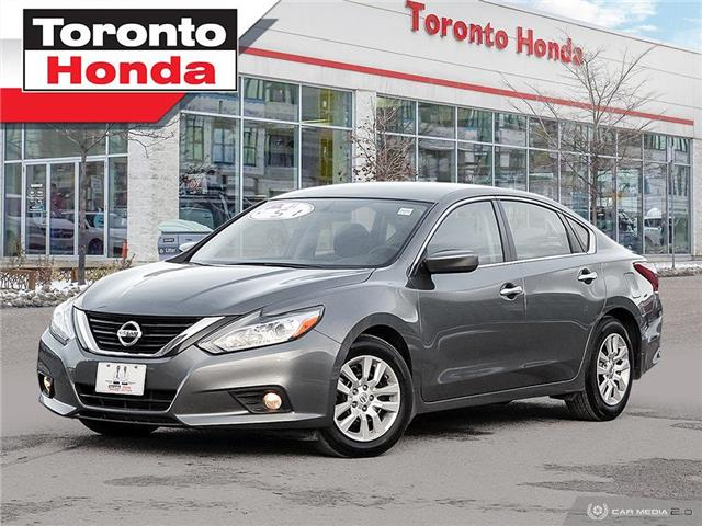 2018 Nissan Altima Heated Seats|Clean Carfax|Engine Starter|Rear Came (Stk: H41120T) in Toronto - Image 1 of 27
