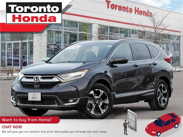 2019 Honda CR-V Touring|OPne Onwer|No Accident| (Stk: H41119T) in Toronto - Image 1 of 27