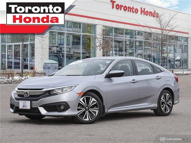 2018 Honda Civic Sedan 7 Years/160,000KM Honda Certified Warranty (Stk: H41141T) in Toronto - Image 1 of 27