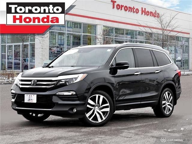 2017 Honda Pilot Touring |GPS|Heated Seats|Engine Starter (Stk: H41152T) in Toronto - Image 1 of 30