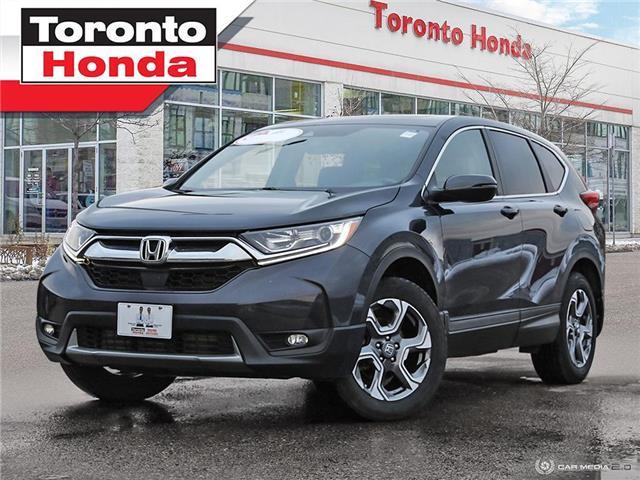 2018 Honda CR-V 7 Years/160,000KM Honda Certified Warranty (Stk: H41160T) in Toronto - Image 1 of 27