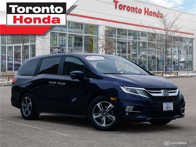 2019 Honda Odyssey EX-L RES|Leather|Roof|DVD| (Stk: H41165P) in Toronto - Image 1 of 29