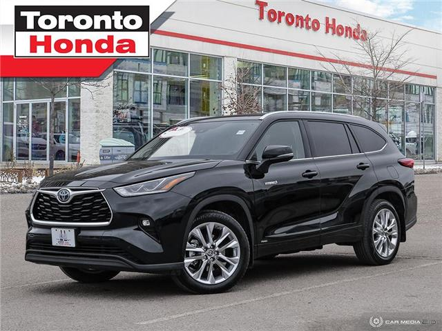 2020 Toyota Highlander Limited|Leather|Roof|GPS|Low KM|No Accident (Stk: H41167T) in Toronto - Image 1 of 28