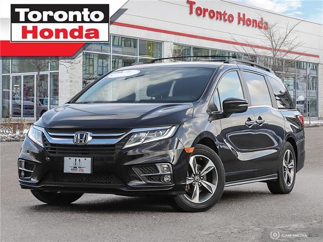 2019 Honda Odyssey w/Navigation (Stk: H41171A) in Toronto - Image 1 of 27