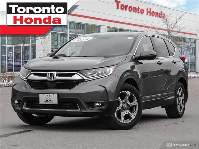 2019 Honda CR-V 7 Years/160,000KM Honda Certified Warranty (Stk: H41186T) in Toronto - Image 1 of 26