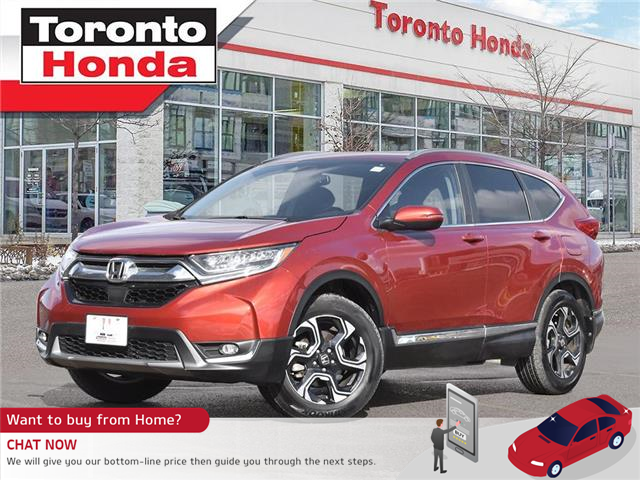 2019 Honda CR-V 7 Years/160,000KM Honda Certified Warranty (Stk: H41227T) in Toronto - Image 1 of 27