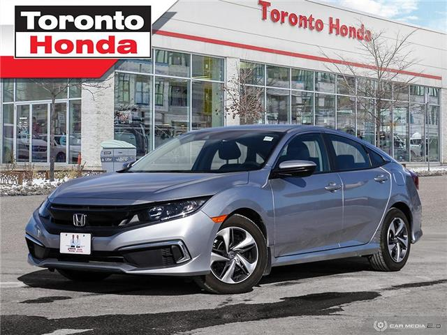 2019 Honda Civic Sedan 7 Years/160,000KM Honda Certified Warranty (Stk: H41221T) in Toronto - Image 1 of 27
