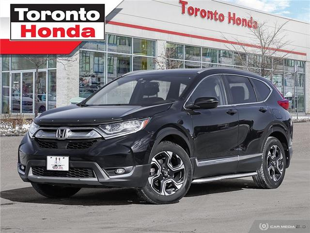 2017 Honda CR-V Touring|No owner|Clean Carfax| (Stk: H41219P) in Toronto - Image 1 of 27