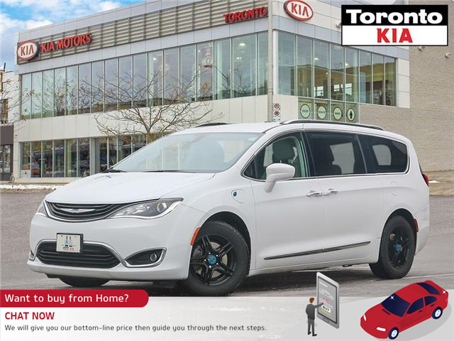 2018 Chrysler Pacifica Hybrid Touring L (Stk: K32254T) in Toronto - Image 1 of 27