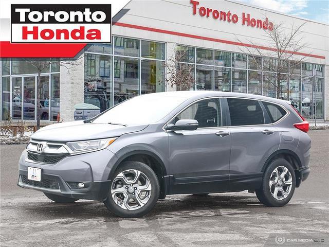 2018 Honda CR-V  (Stk: H41242T) in Toronto - Image 1 of 27