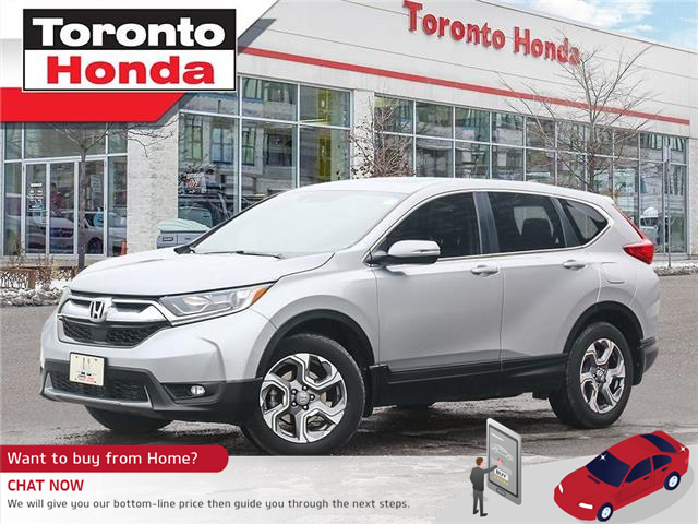 2019 Honda CR-V 7 Years/160,000KM Honda Certified Warranty (Stk: H41247T) in Toronto - Image 1 of 27