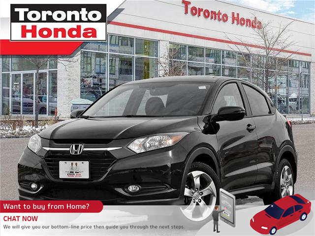 2018 Honda HR-V 7 Years/160,000KM Honda Certified Warranty (Stk: H41259P) in Toronto - Image 1 of 27