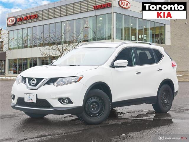 2015 Nissan Rogue  (Stk: K32256A) in Toronto - Image 1 of 27