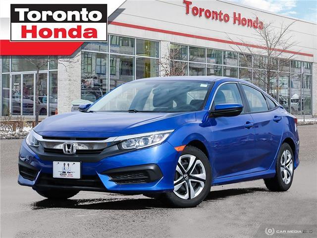 2017 Honda Civic Sedan  (Stk: H41266T) in Toronto - Image 1 of 27