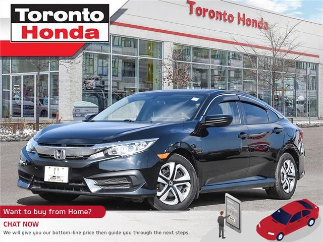 2017 Honda Civic Sedan  (Stk: H41286P) in Toronto - Image 1 of 26