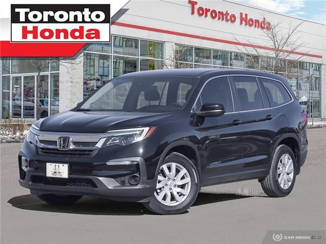 2019 Honda Pilot LX | 7 Years/160,000KM Honda Certified Warranty (Stk: H41269T) in Toronto - Image 1 of 30