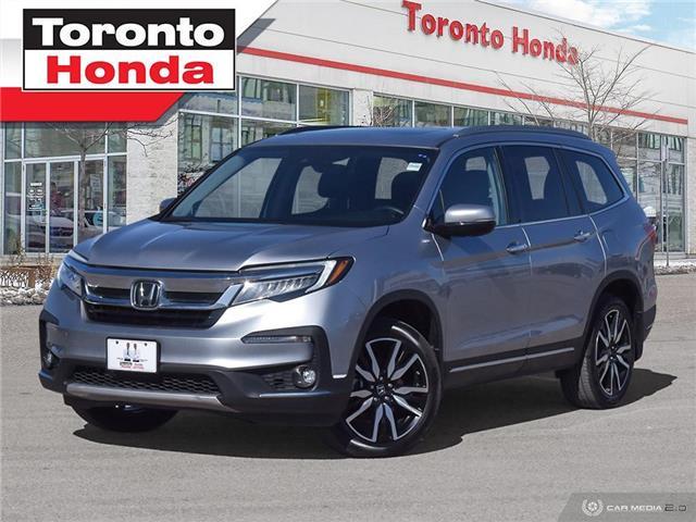 2020 Honda Pilot Touring |7Years 160,000km Honda Certified Warranty (Stk: H41272T) in Toronto - Image 1 of 30
