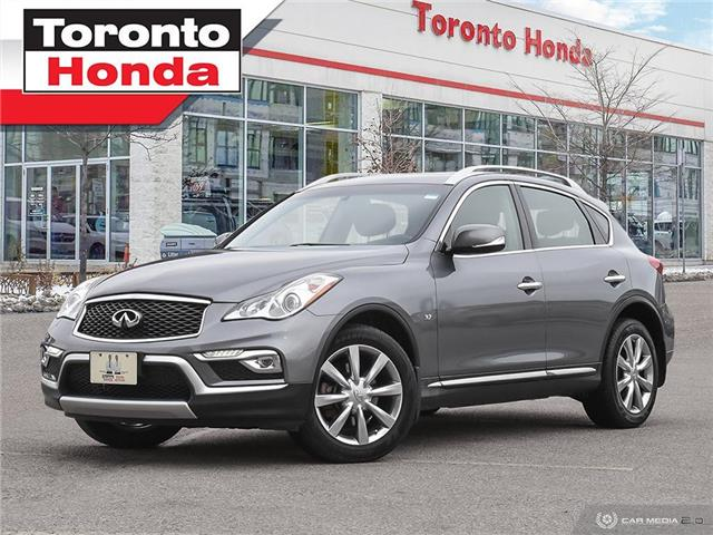 2017 Infiniti QX50 All Wheel Drive|Clean Carfax (Stk: K32279A) in Toronto - Image 1 of 30