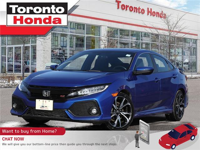 2019 Honda Civic  (Stk: H41306A) in Toronto - Image 1 of 30