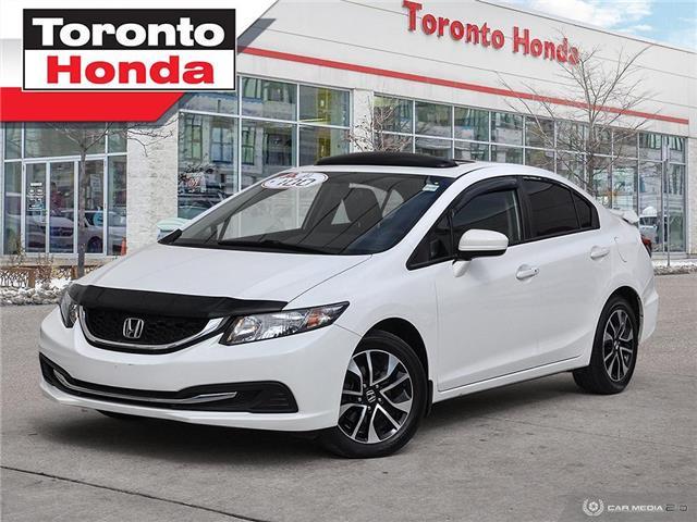 2015 Honda Civic Sedan EX (Stk: 39532A) in Toronto - Image 1 of 30