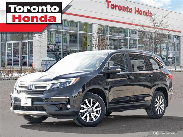 2019 Honda Pilot EX  |7 Years/160,000KM Honda Certified Warranty (Stk: H41263T) in Toronto - Image 1 of 30