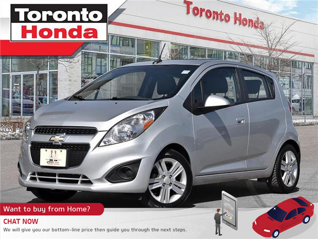 2013 Chevrolet Spark 1LT (Stk: H41313T) in Toronto - Image 1 of 30