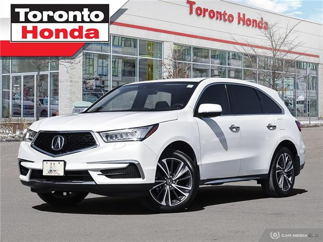 2020 Acura MDX TECH SH-AWD APRIL SPECIAL (Stk: H41333T) in Toronto - Image 1 of 30