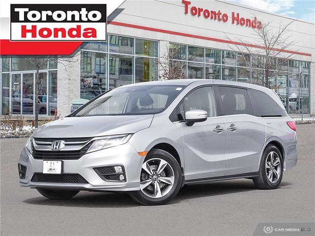 2018 Honda Odyssey EX (Stk: H41349T) in Toronto - Image 1 of 30