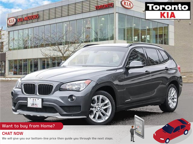 2015 BMW X1 X1 |GPS|Rear Camera (Stk: K32278A) in Toronto - Image 1 of 30