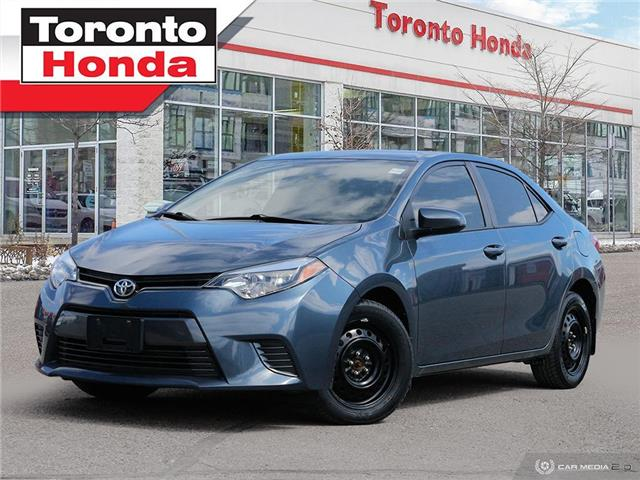 2015 Toyota Corolla CE (Stk: H41357P) in Toronto - Image 1 of 30