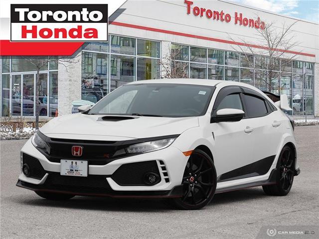 2018 Honda Civic Type R  (Stk: H41363T) in Toronto - Image 1 of 30