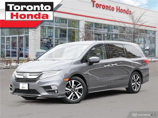 2019 Honda Odyssey Touring 7 Years/160,000km Honda Certified Warranty (Stk: H41387T) in Toronto - Image 1 of 30