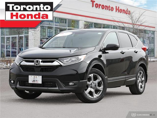 2019 Honda CR-V EX (Stk: H41352A) in Toronto - Image 1 of 30