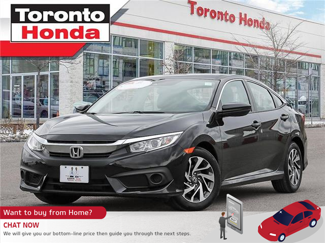 2018 Honda Civic Sedan SE w/Honda Sensing (Stk: H41426P) in Toronto - Image 1 of 30