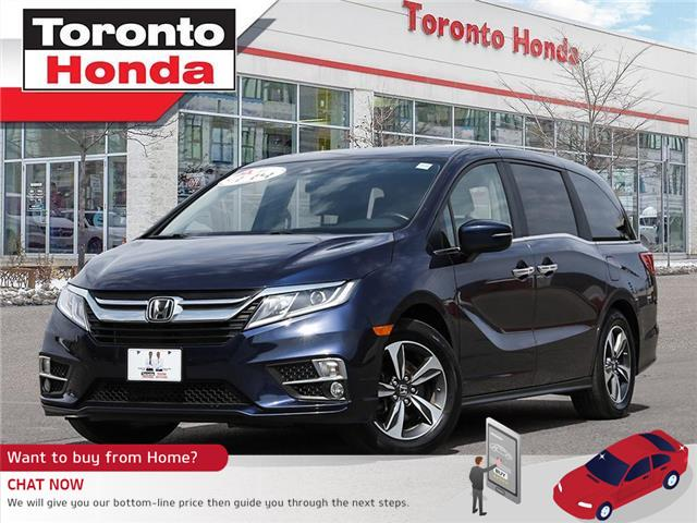 2019 Honda Odyssey EX-L RES (Stk: H41435A) in Toronto - Image 1 of 30