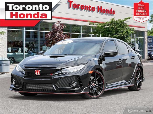 2018 Honda Civic Type R Base 7 Years/160,000KM Honda Certified Warranty (Stk: H41616A) in Toronto - Image 1 of 30