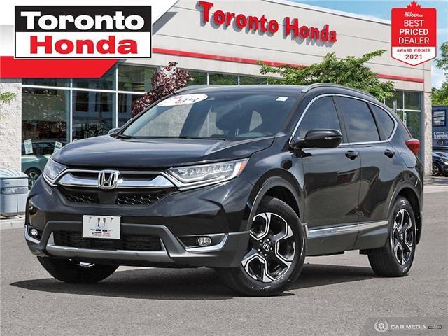 2018 Honda CR-V Touring (Stk: H41607T) in Toronto - Image 1 of 30