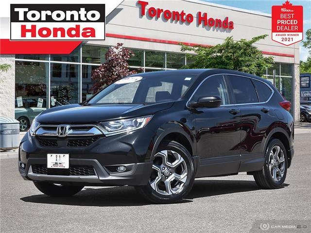 2019 Honda CR-V EX-L 7 Years/160,000KM Honda Certified Warranty (Stk: H41467A) in Toronto - Image 1 of 30
