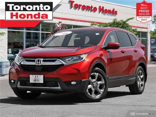 2018 Honda CR-V EX-L (Stk: H41603T) in Toronto - Image 1 of 30