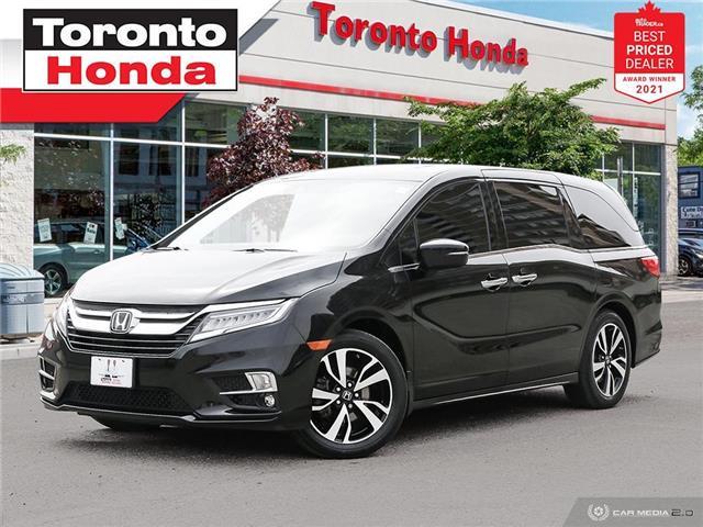 2019 Honda Odyssey Touring (Stk: H41375P) in Toronto - Image 1 of 30
